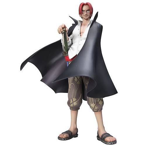 POP One Piece - SHANK Red Hair