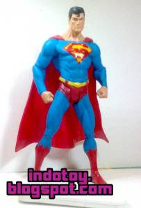 Jual Action Figure Superman Man of Stell